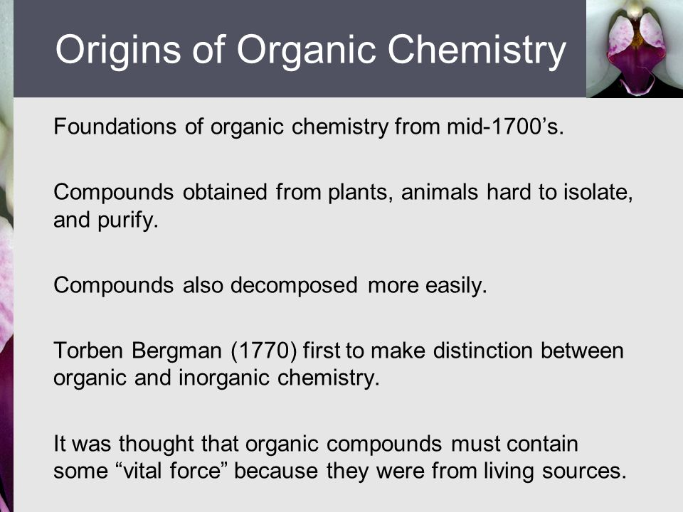 why is organic chemistry hard