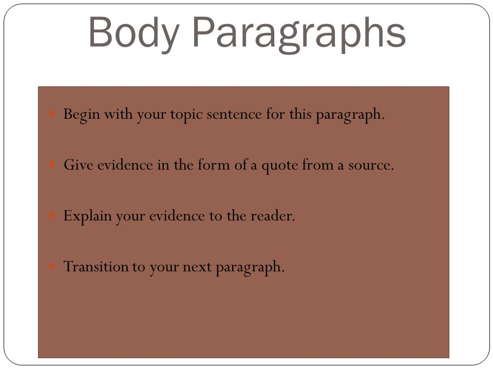 Argumentative Essay Death Penalty  Ppt Video Online Download Body Paragraphs Begin With Your Topic Sentence For This Paragraph