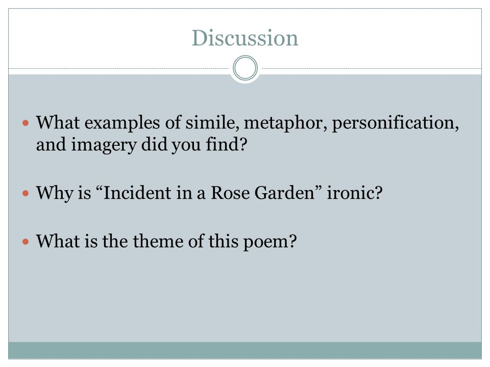 incident ina rose garden Audience reviews for i never promised you a rose garden.