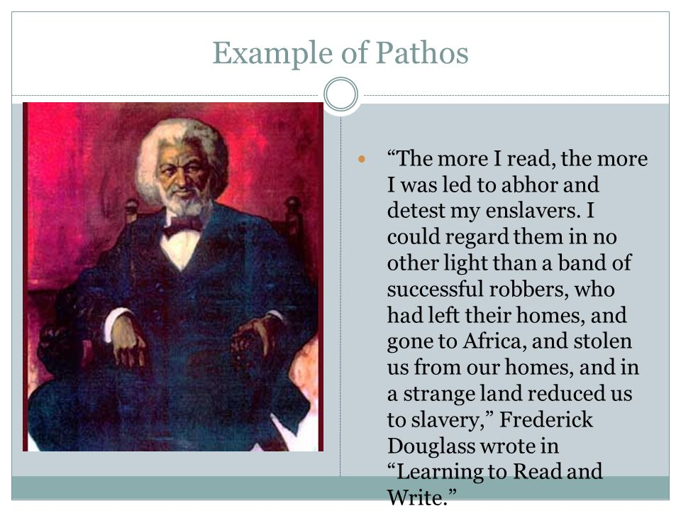 frederick douglass essay example Frederick douglass, narrative of the life of frederick douglass (essay sample) instructions: based on the book narrative of the life of frederick douglass, an american slave , answer the following in a well-organized, formal, argumentative-persuasive essay.