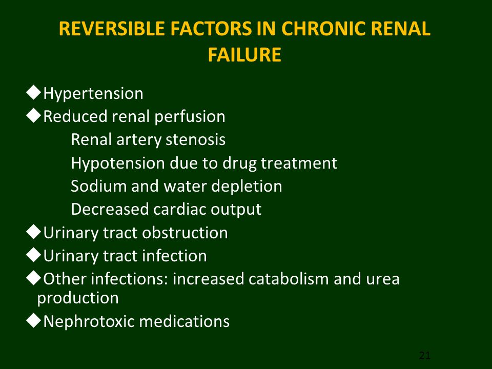 Main Kidney Syndromes Renal Diseases Ppt Video Online Download