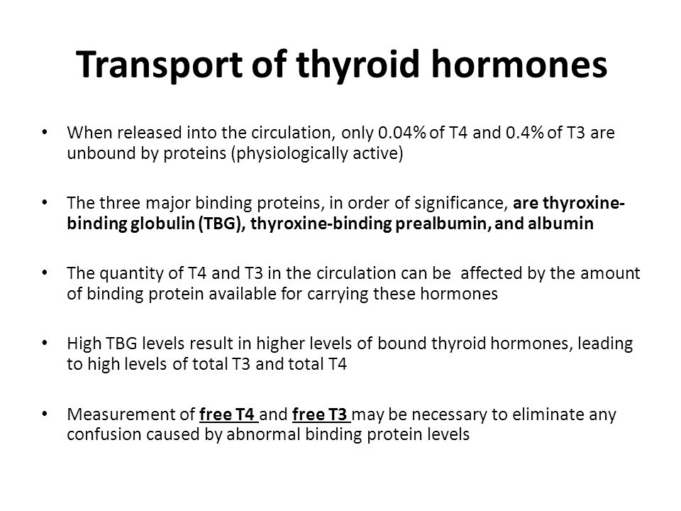 Biochemical Aspects Of Thyroid Hormone Metabolism Ppt Download