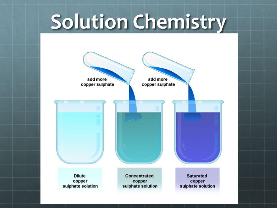 2 solution chemistry