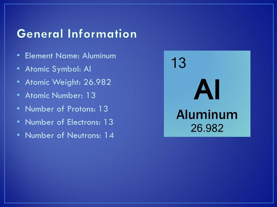 Aluminum By Jeremy C Ashley Ppt Video Online Download