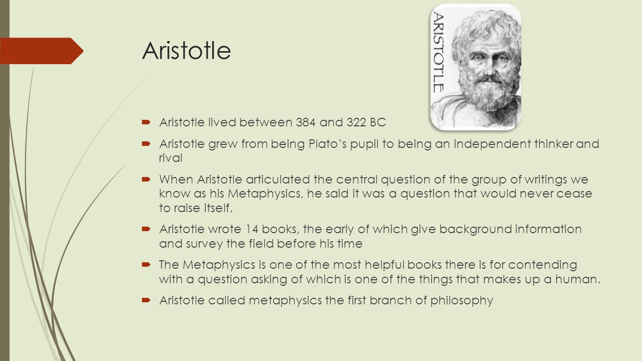 compare and contrast aristotle s and plato s conception Perhaps this was due to the fact that aristotle was alexander the great's teacher, but scholars have a variety of theories for this including the fact that aristotle's work fit more closely with christianity than did plato's and aristotle influenced st thomas aquinas and st augustine, the philosophers associated with the catholic church.