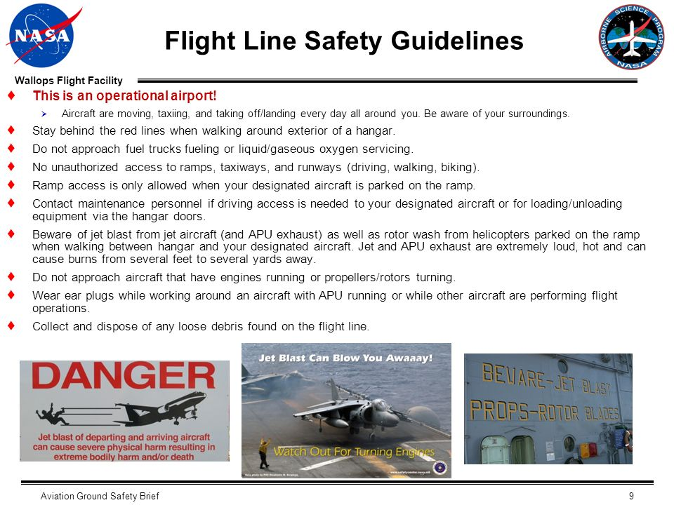 aircraft office 2016 aviation ground safety brief