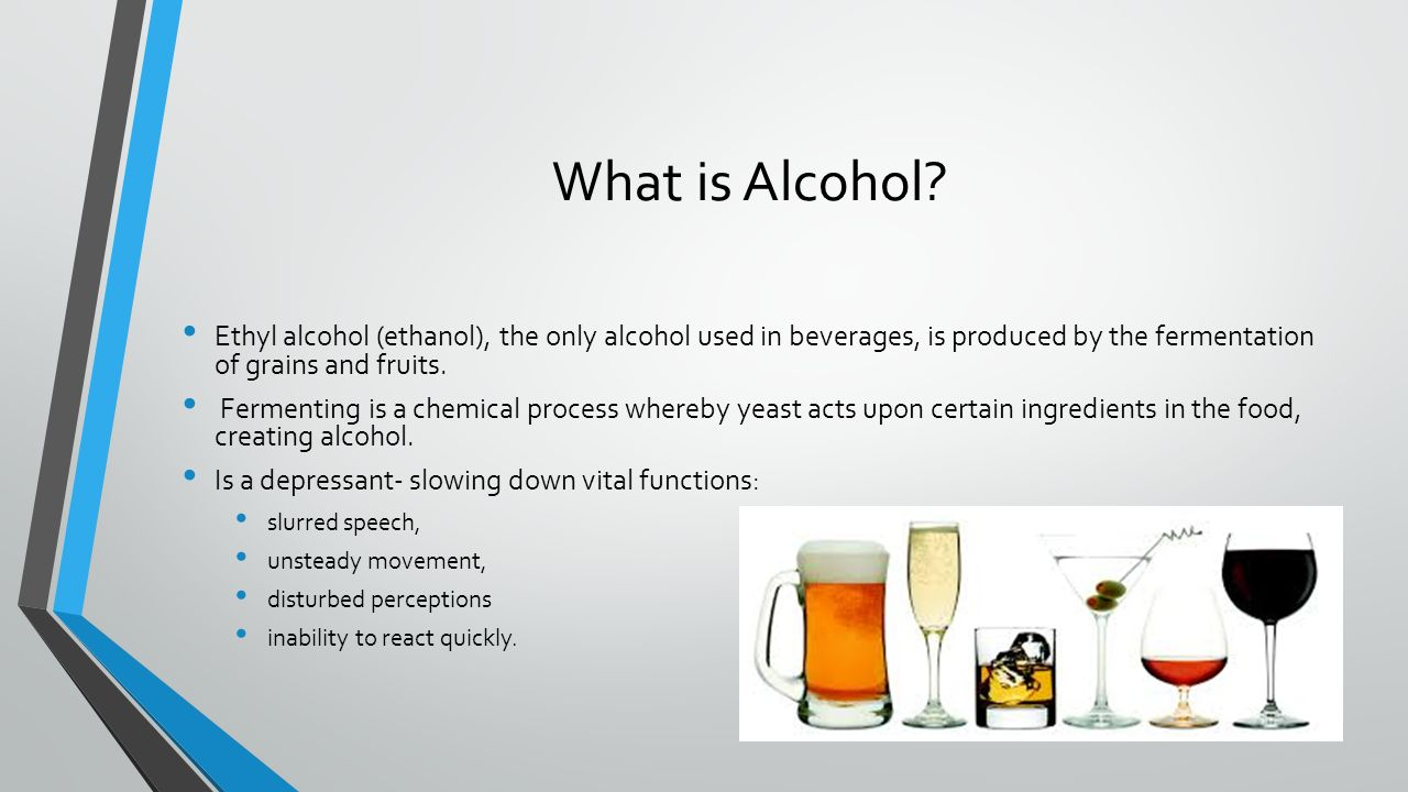 What is alcohol 18