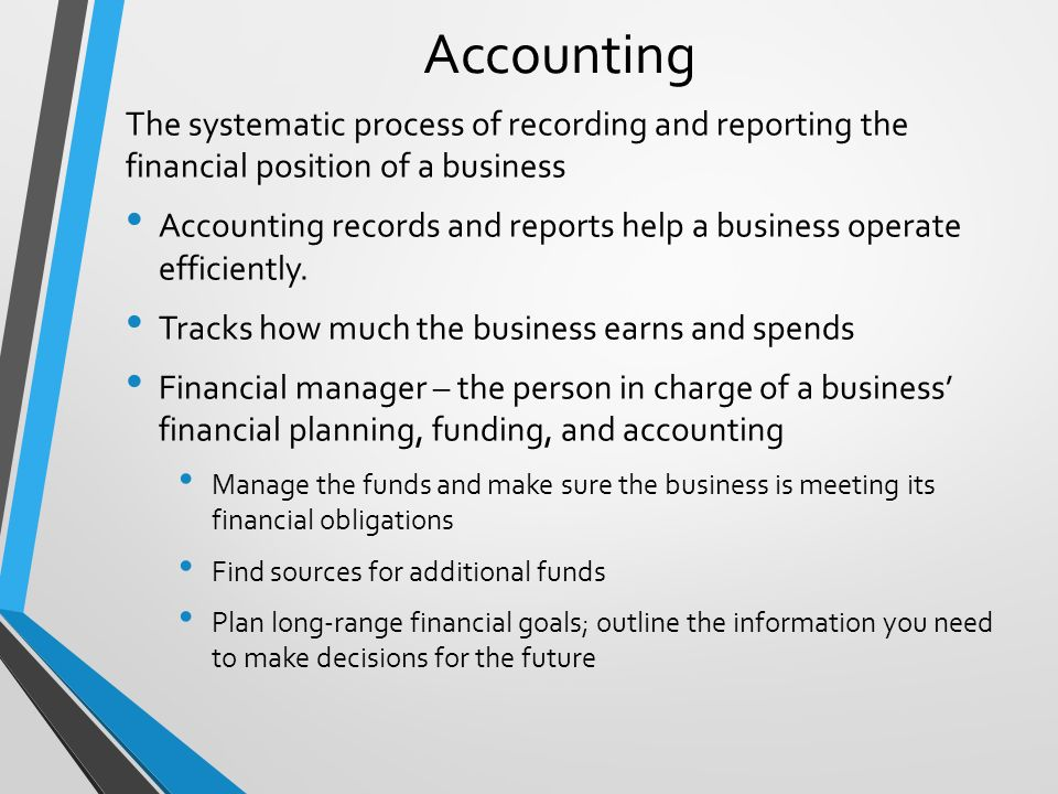 how to make a business financial plan