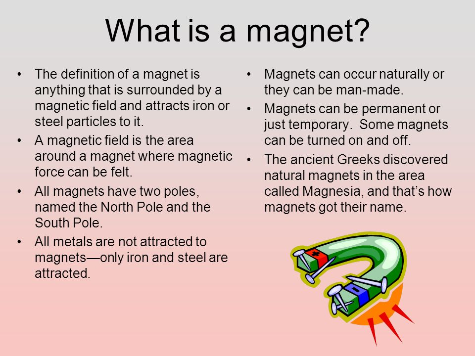 e q what is magnetism and how does it affect our everyday lives ppt download. Black Bedroom Furniture Sets. Home Design Ideas