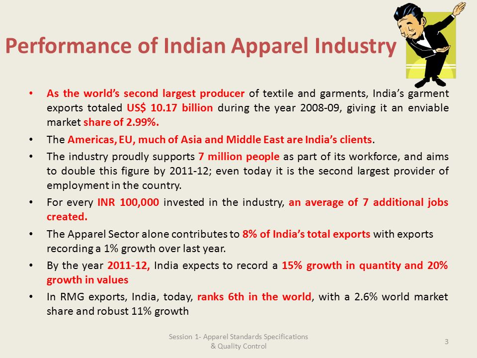 Introduction to Apparel Industry - ppt video online download