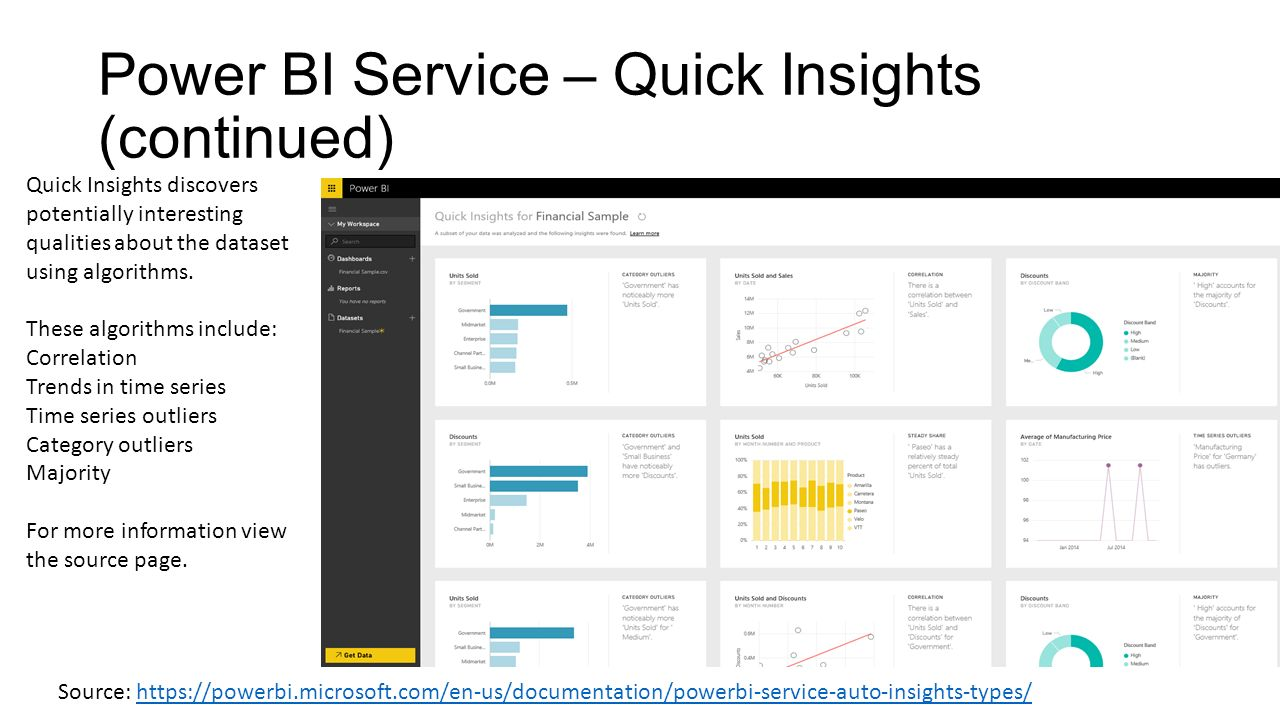 Microsoft Power BI Stack - ppt video online download