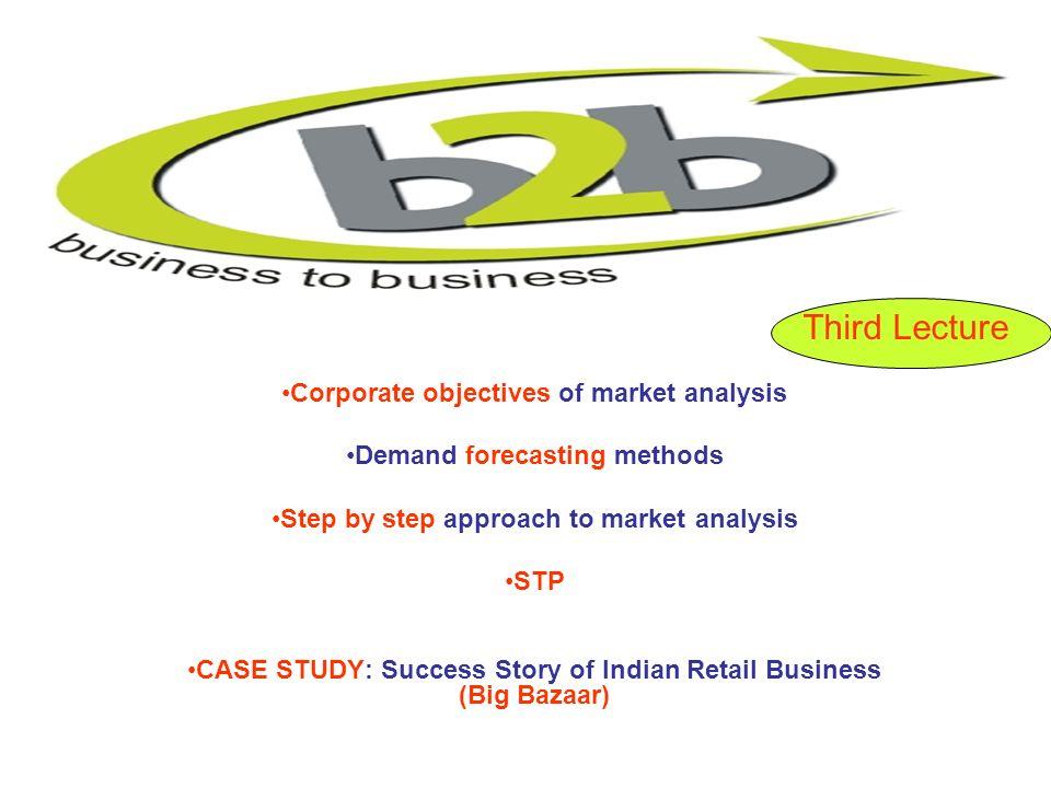 big bazaar case study