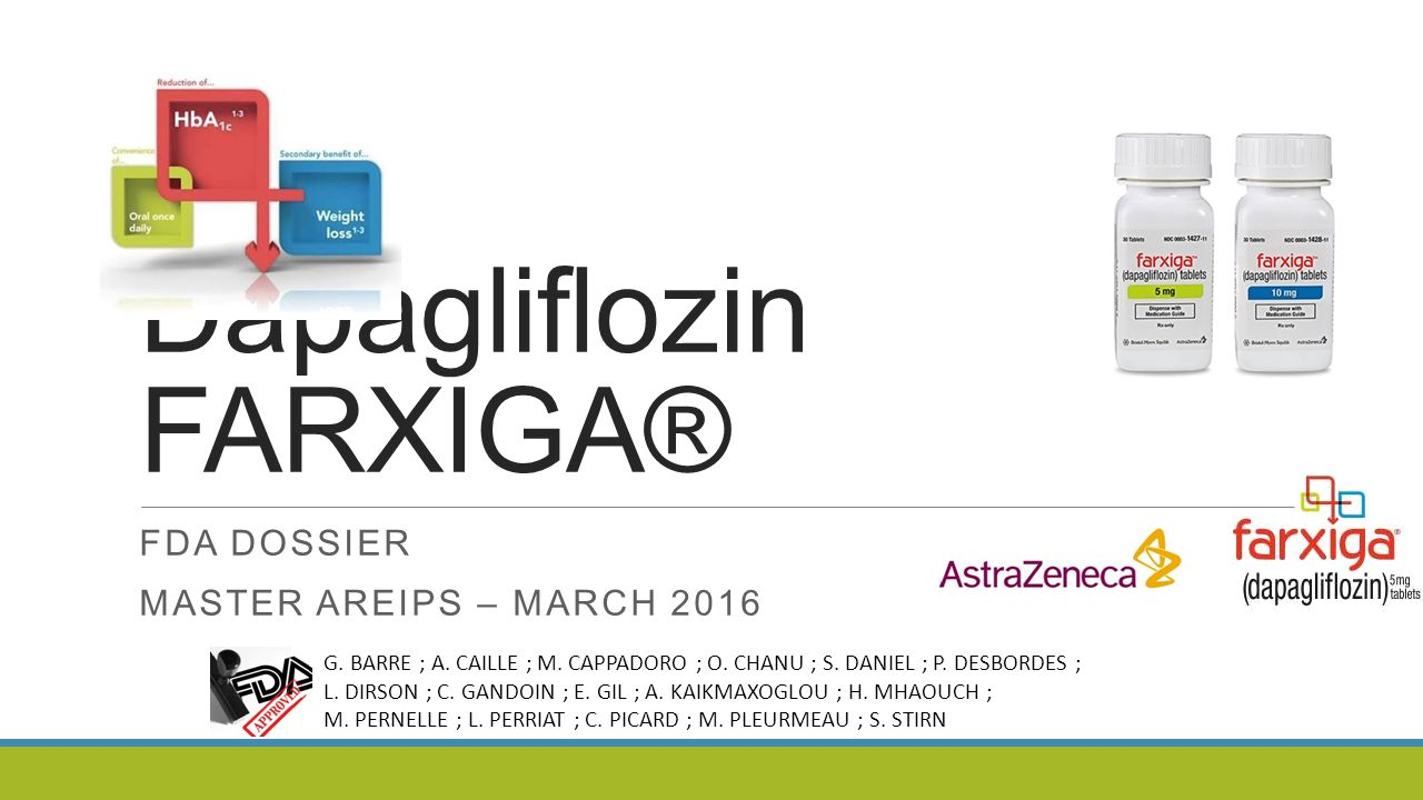 Communication on this topic: Dapagliflozin, dapagliflozin/
