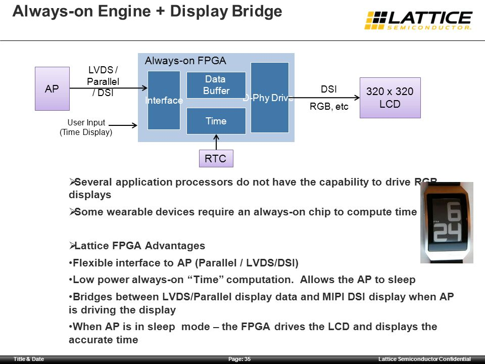 Lattice Semiconductor - ppt video online download