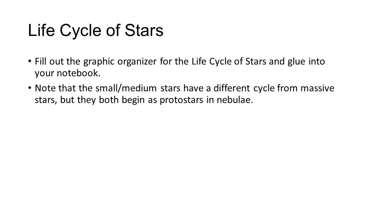 8 8 A And B Components The Universe And The Sun Ppt Download