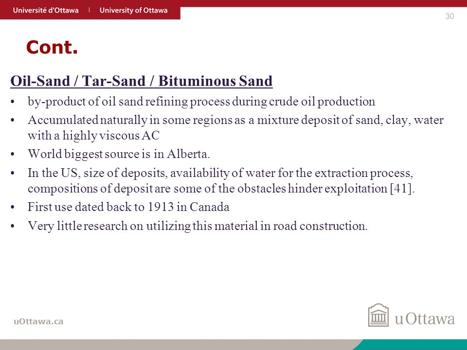 Use of Recycled Waste Materials In Road Construction - ppt