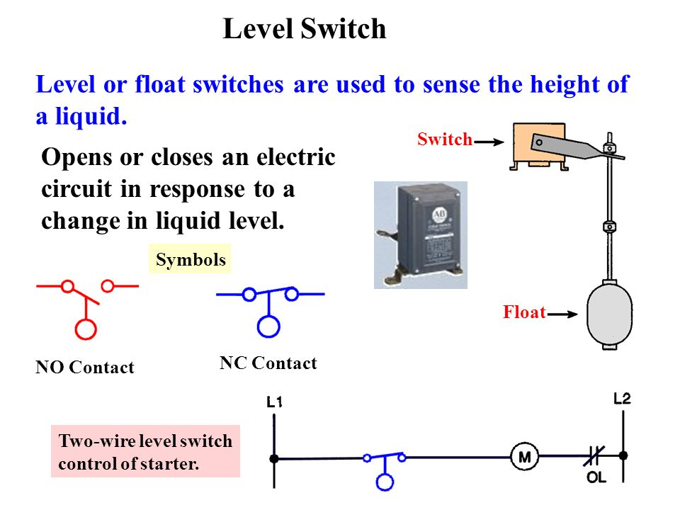 30 Level: Liquid Level Switch Wiring Diagram At Gundyle.co