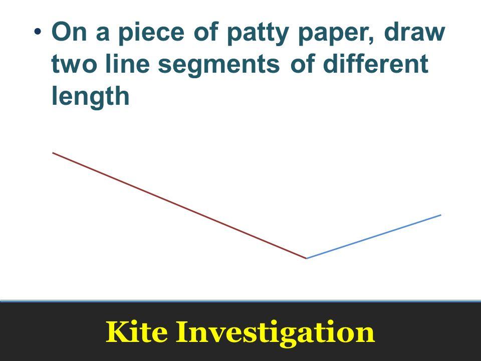 5 sentences on kite