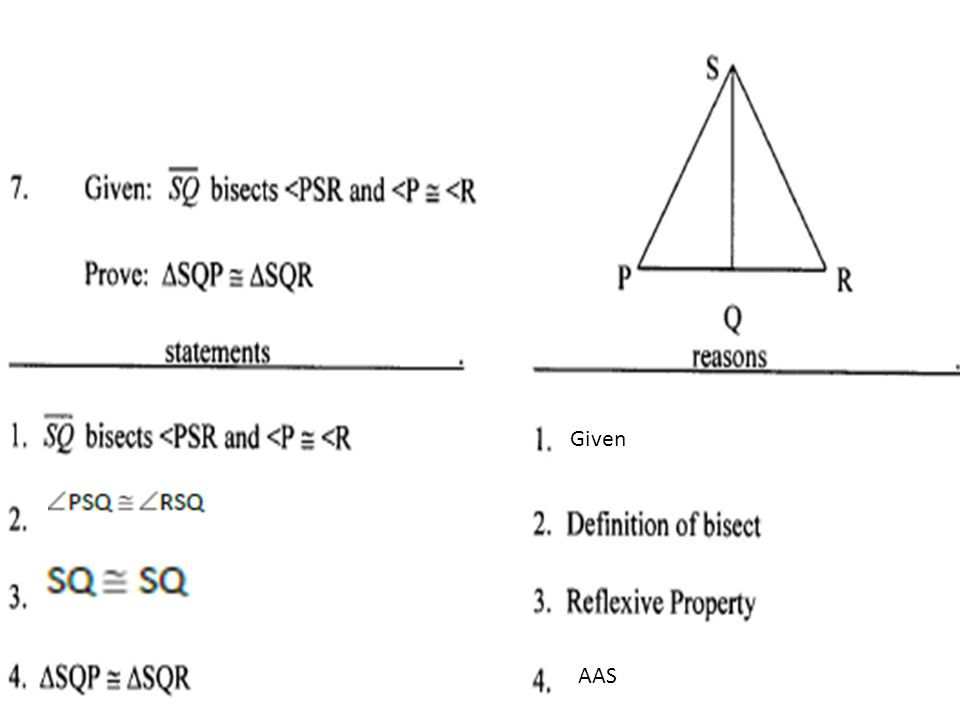 Geometry Worksheets Congruent Triangles