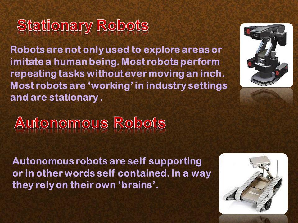 ROBOTICS  - ppt download