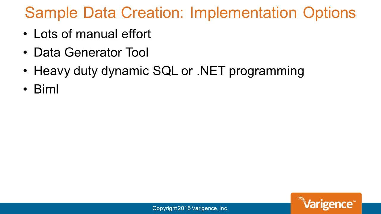 Biml Recipes: Automatically Create T-SQL Scripts for Common