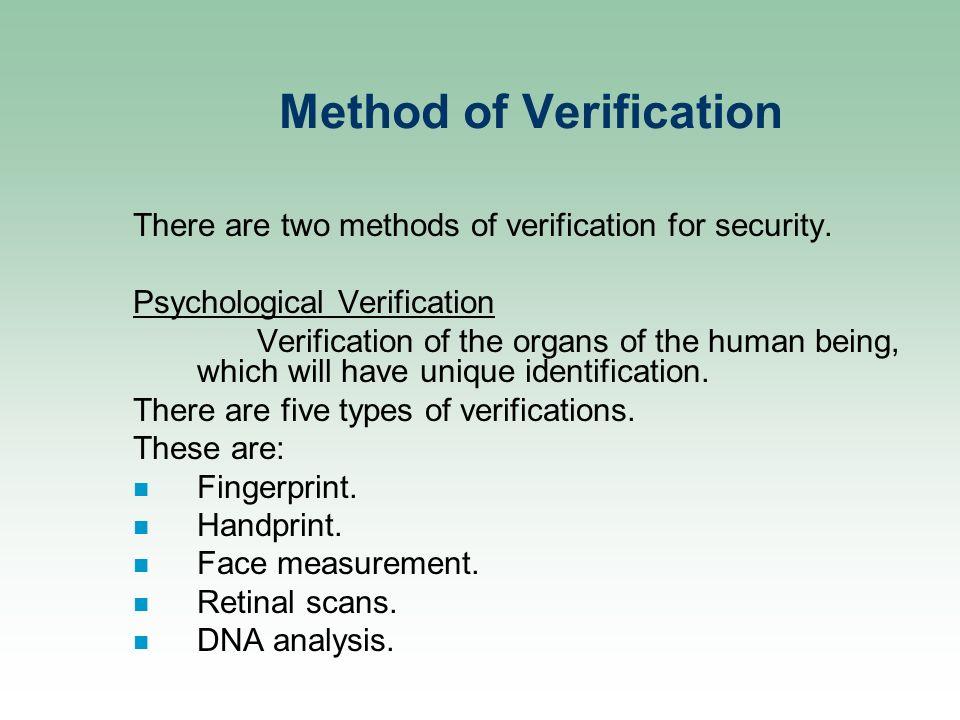 A seminar on fingerprint recognition in biometrics ppt video.