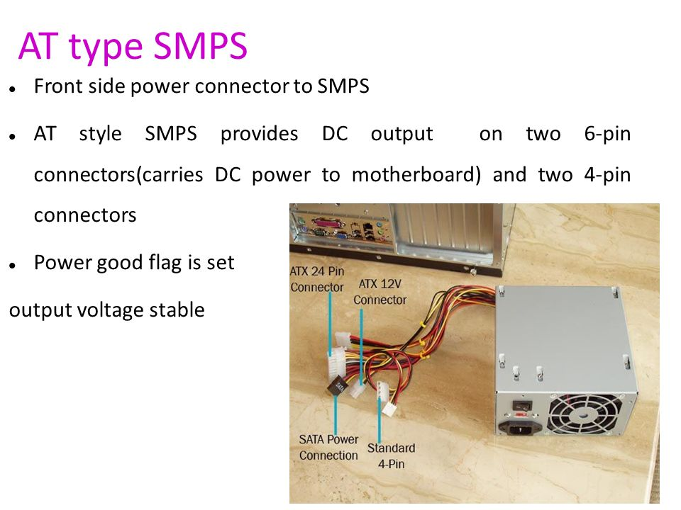 Power supply. - ppt download