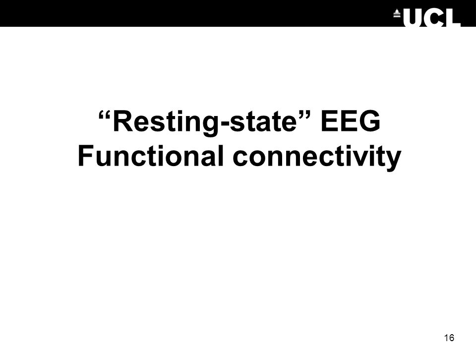 Introduction to Connectivity: resting-state and PPI - ppt