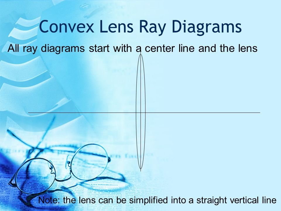 Ray Diagrams For Lenses Ppt Video Online Download