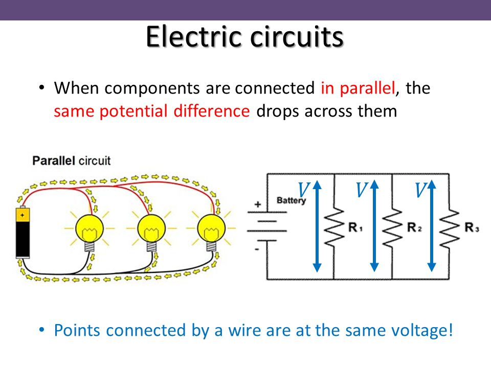 Chapter 25 : Electric circuits - ppt video online download