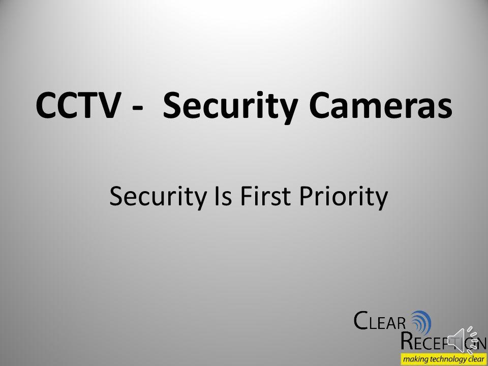 Cctv presentation.