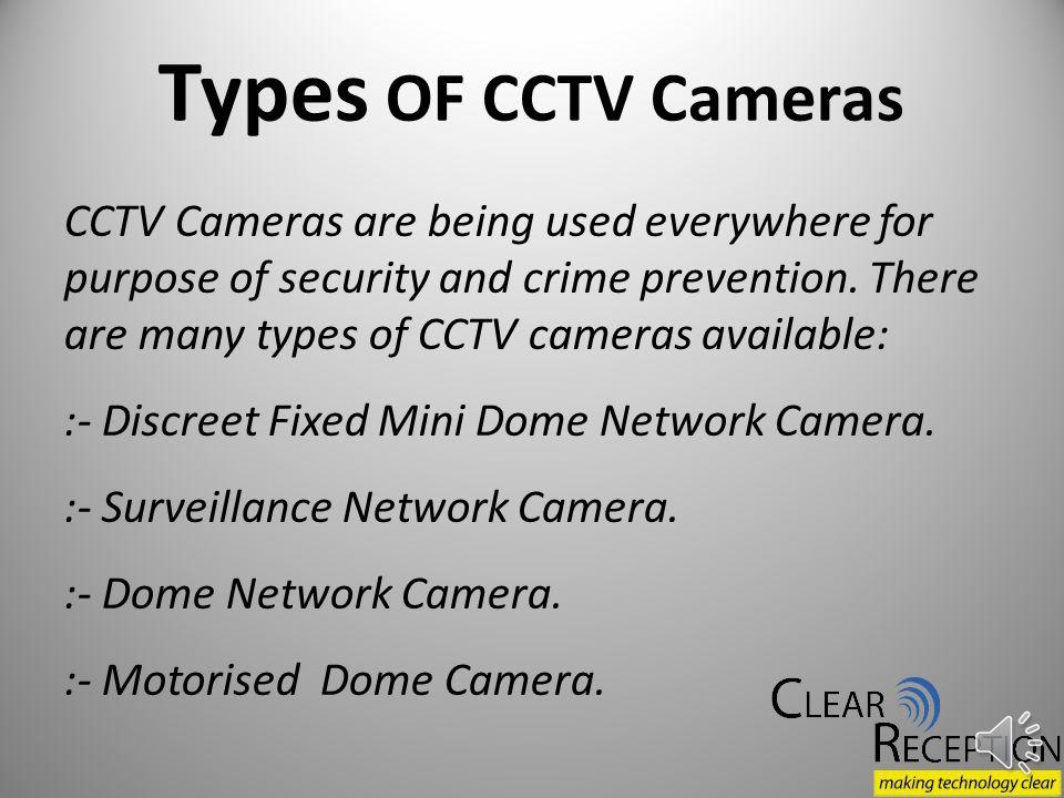 Free cctv camera powerpoint template.