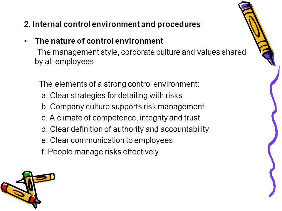 1 Internal Control System Ppt Video Online Download