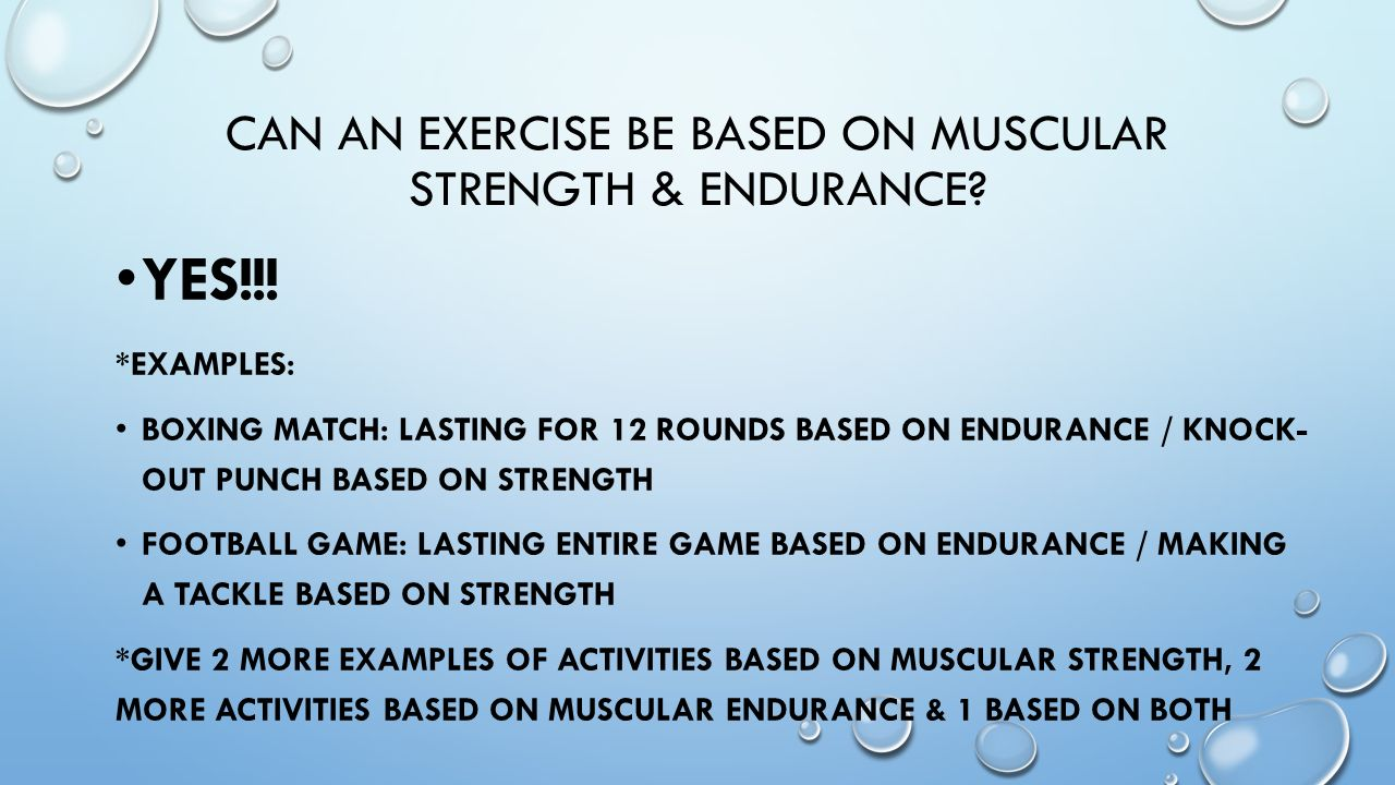 Types Of Strength Training Ppt Video Online Download