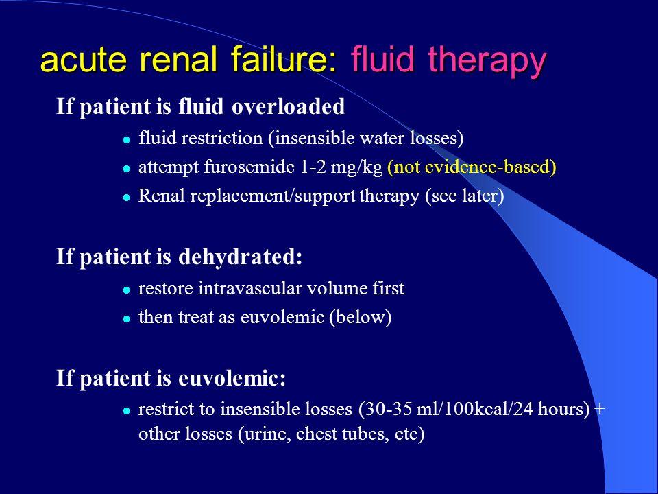 Uremic Syndrome Acute Kidney Injury Chronic Kidney Disease Ppt Download