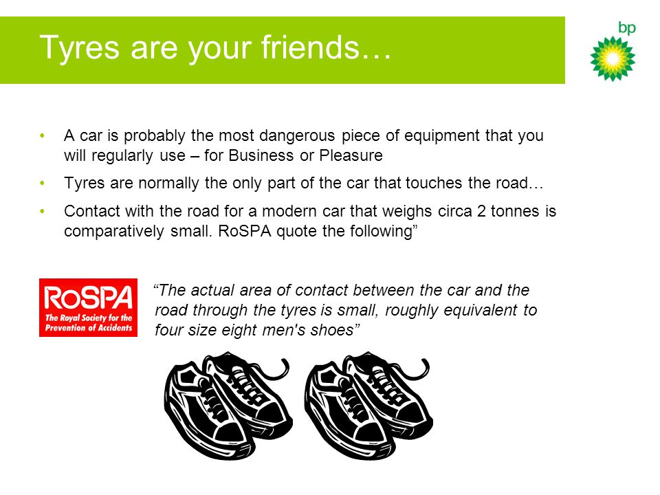 Tyre safety ppt