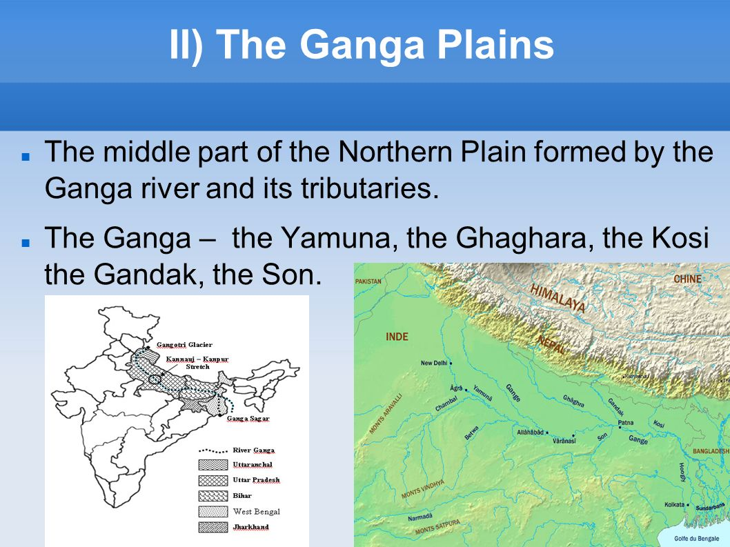 THE NORTHERN PLAINS OF INDIA - ppt video online download