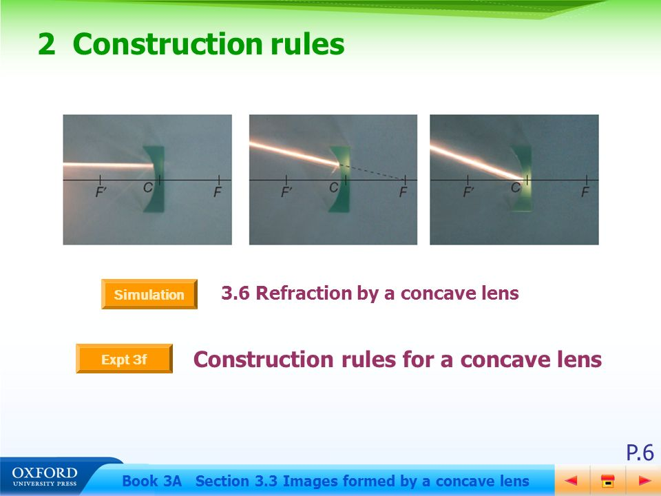 3 3 Images formed by a concave lens - ppt video online download