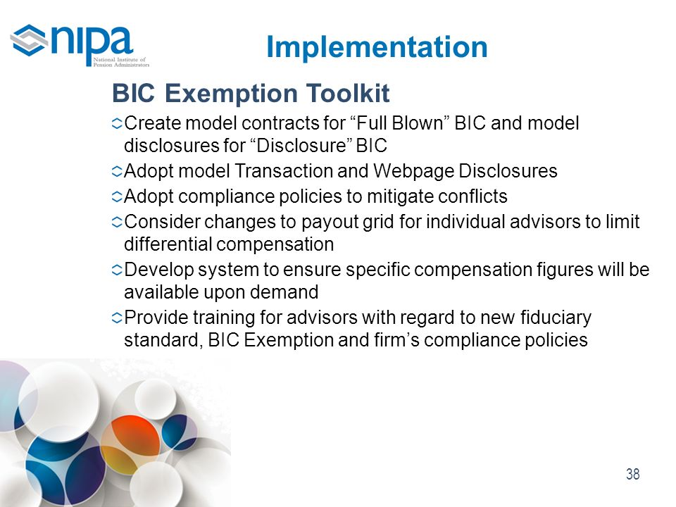 The New Fiduciary Rules: What Do TPAs Need to Know - ppt