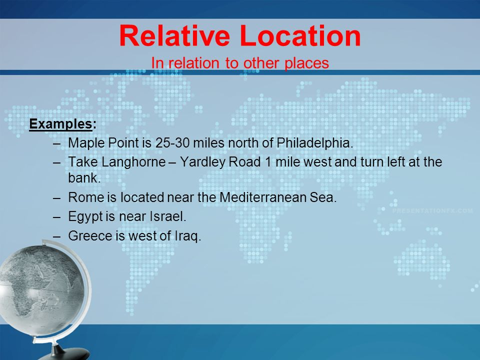 Latitude And Longitude Ppt Download