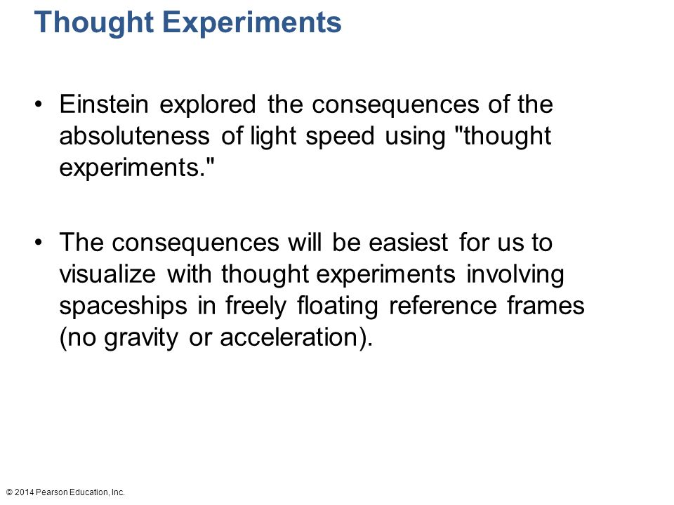 Space and Time © 2014 Pearson Education, Inc.. - ppt video online ...