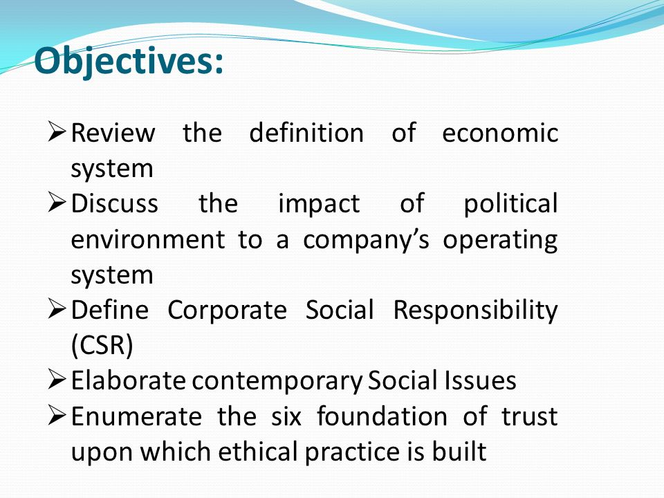 contemporary social issues definition