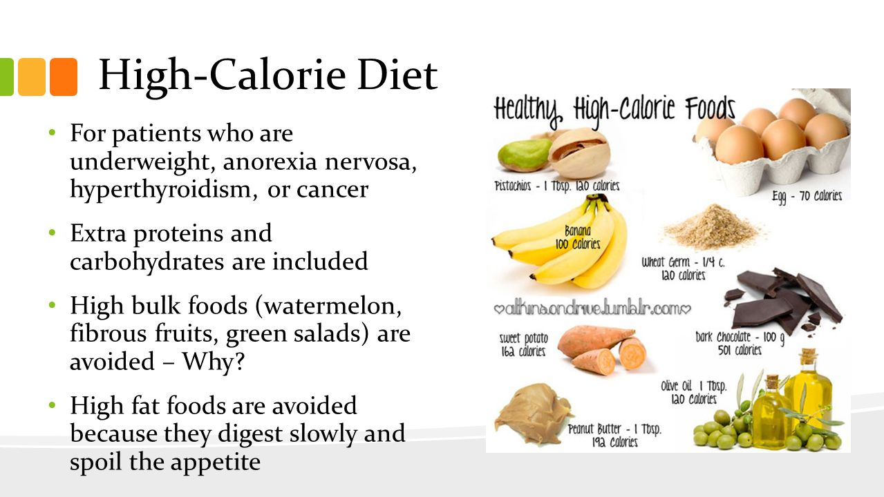 Fat Restricted Diet Foods To Avoid