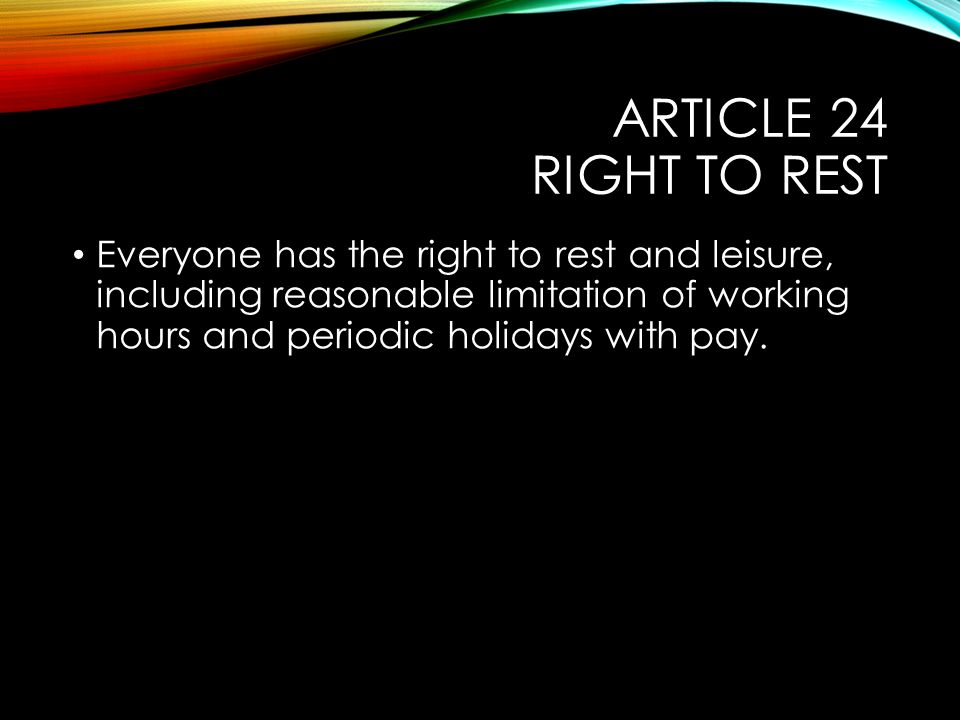 Universal Declaration Of Human Rights Ppt Video Online Download