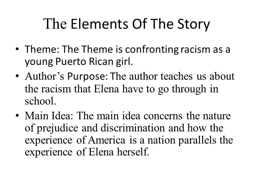 short stories on discrimination and prejudice
