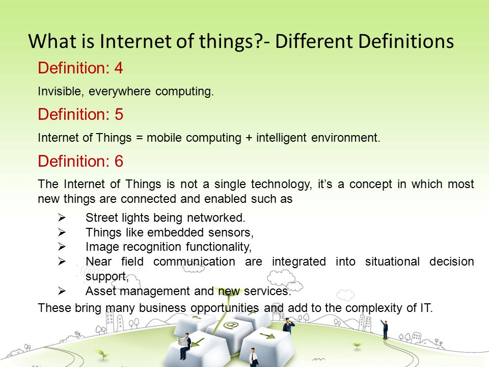 Internet of Things – Getting Started - ppt video online download