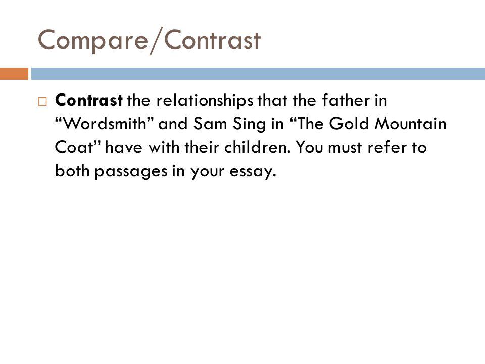 the gold mountain coat prezi