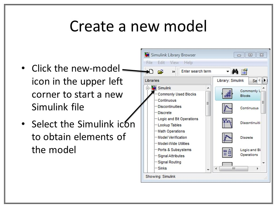 Getting started with Simulink - ppt video online download