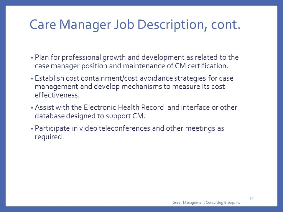 Exceptional ... Case Manager. PCMH: Focus On The Care Team U0026 Huddles   Ppt Download