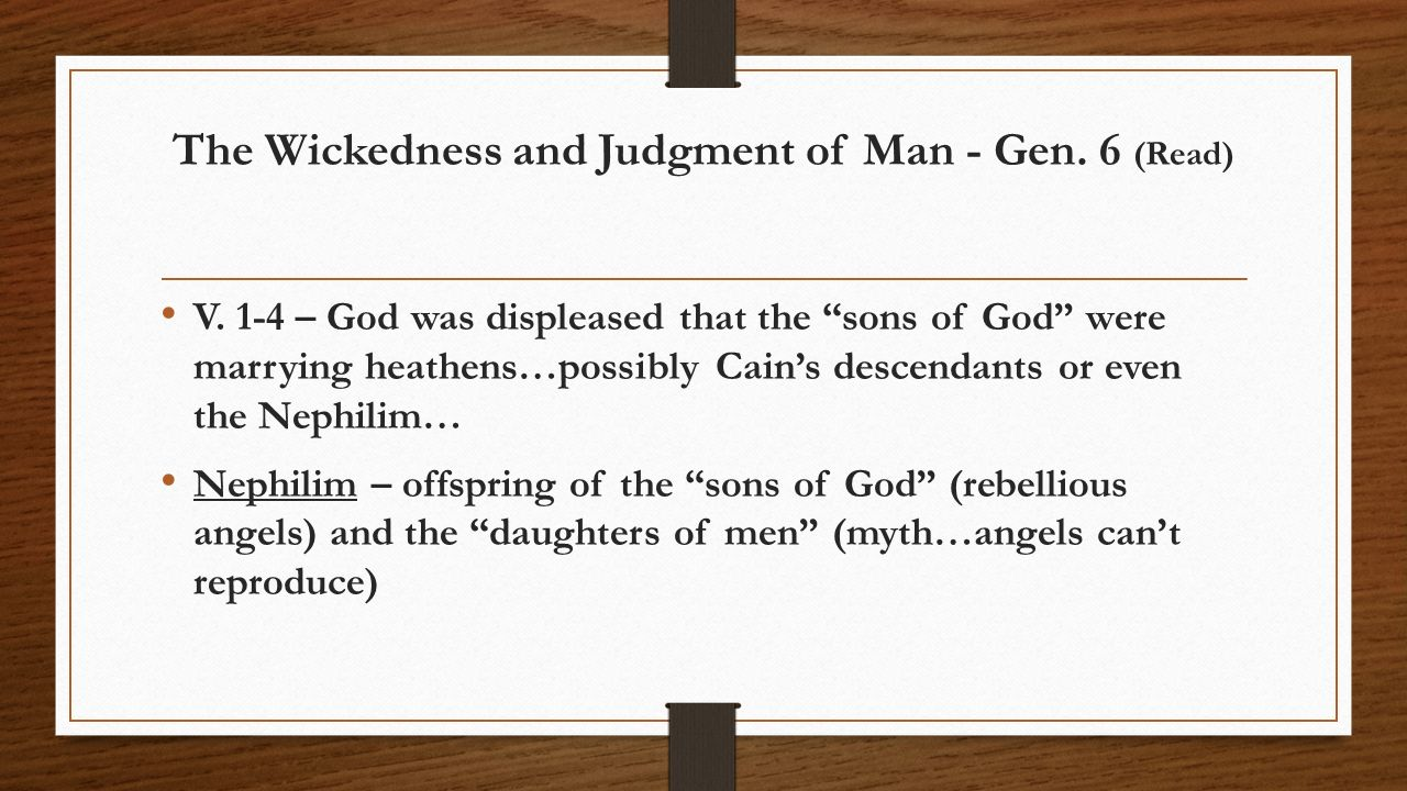 Cain and Abel  - ppt video online download